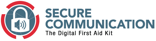 Digital First Aid Kit - Secure Communication