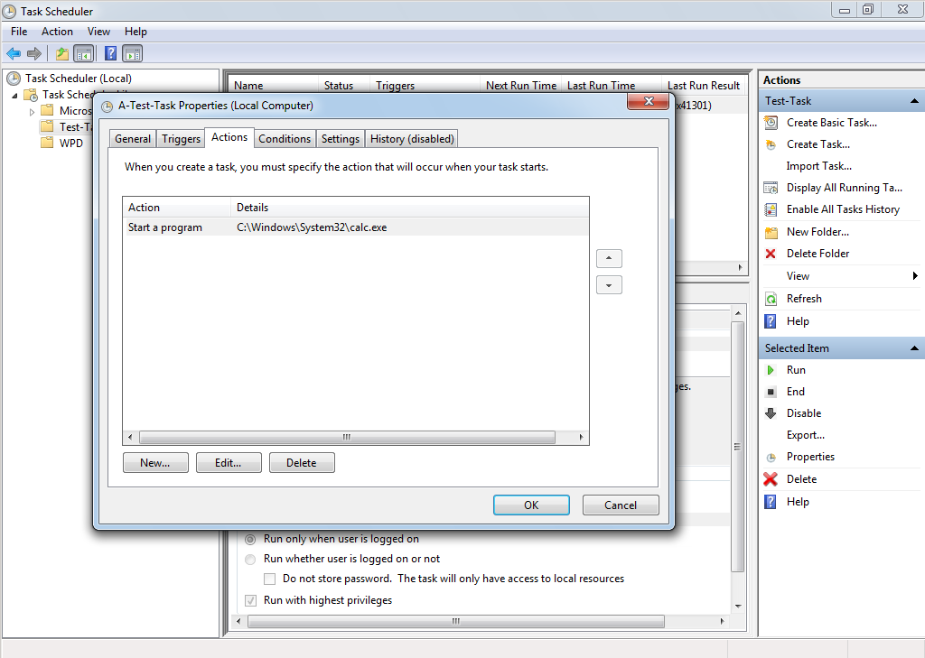 CIRCL » TR-09 - Malware Discovery and potential Removal (Windows 7)